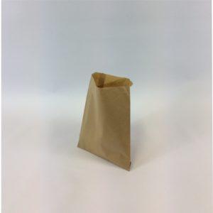 Brown 175x235mm Flat Paper Bag