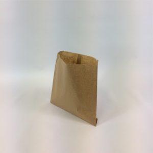 Brown 250x250mm Flat Paper Bag