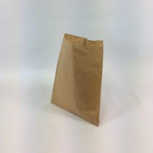 Brown 250x300mm Flat Paper Bag