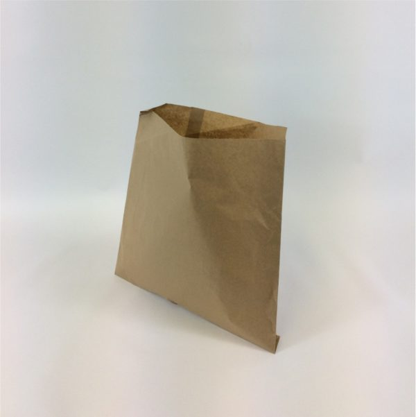 Brown 315x300mm Flat Paper Bag
