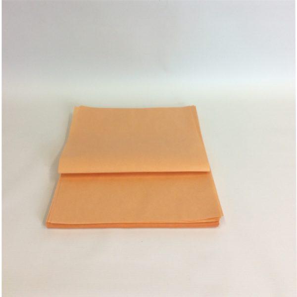 Peach 250x300mm Paper Sheets.