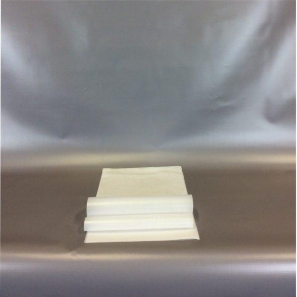 Plain White 250x375mm x 60gsm Foodgrade Wax Paper.3