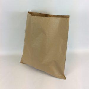 Brown 475x525mm Flat Paper Bag