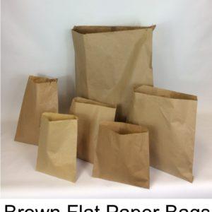 Brown Kraft Strung Bag