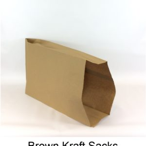 Brown Kraft Sack Bag
