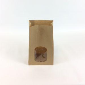 Brown Artisan Film Front Bag