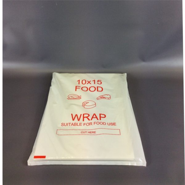 Clear 10x15 Inch Polyprop Sheets