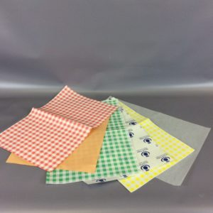 Food Sheets & Wraps