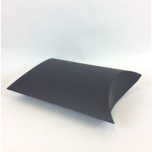 Black Pillow Box