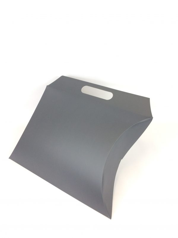 Large Grey Pillow Carrier