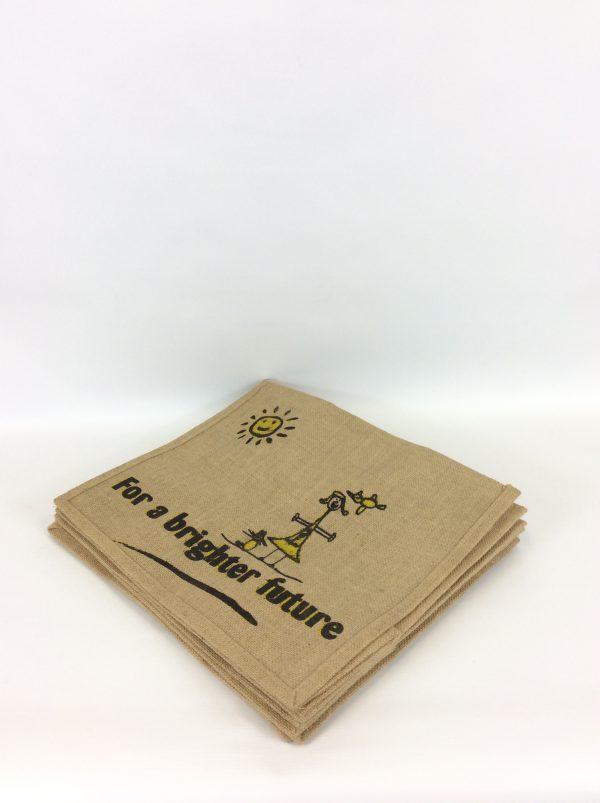 Sunflower Jute Bag
